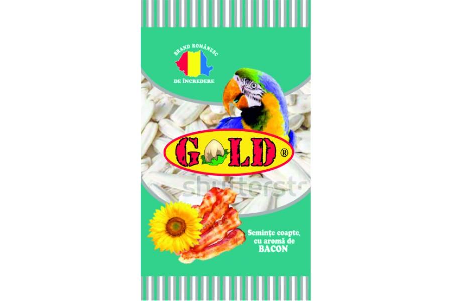 SEMINTE ALBE CU BACON GOLD 30 g