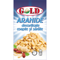 Arahide, coapte si sarate -  Gold 100 g