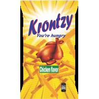 Krontzy cu aroma de pui  50g